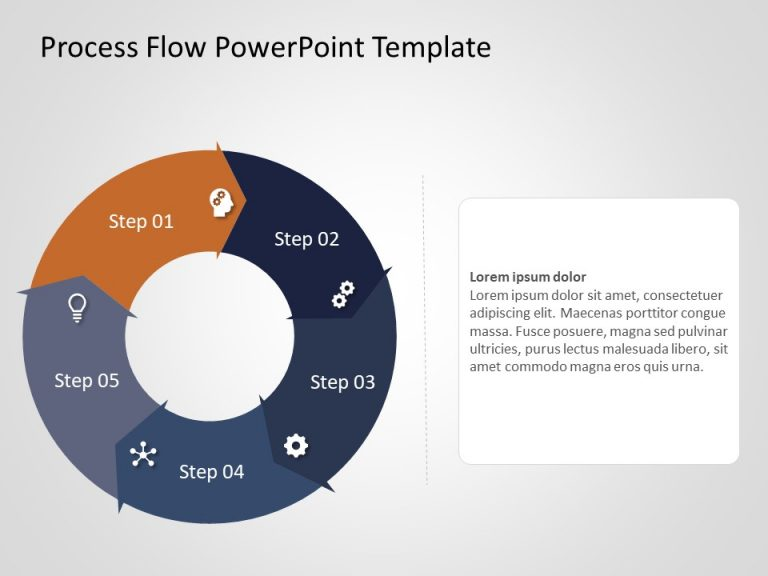 Business Process PowerPoint Template 11