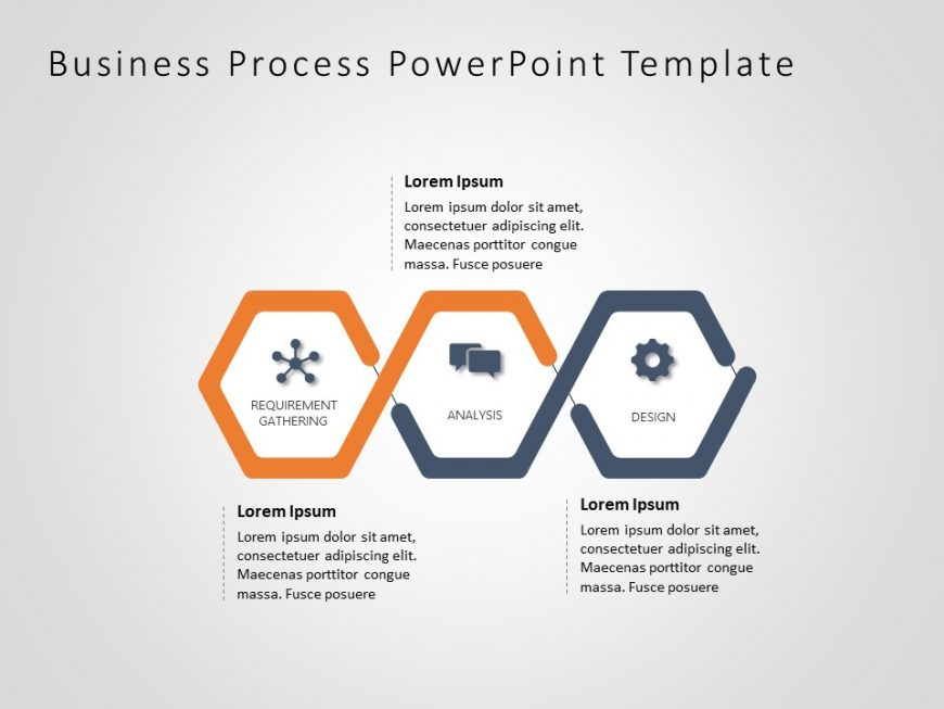 Business Process PowerPoint Template 2