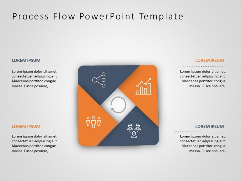 Business Process PowerPoint Template 3