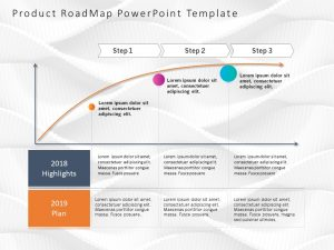 Business Roadmap PowerPoint Template 14