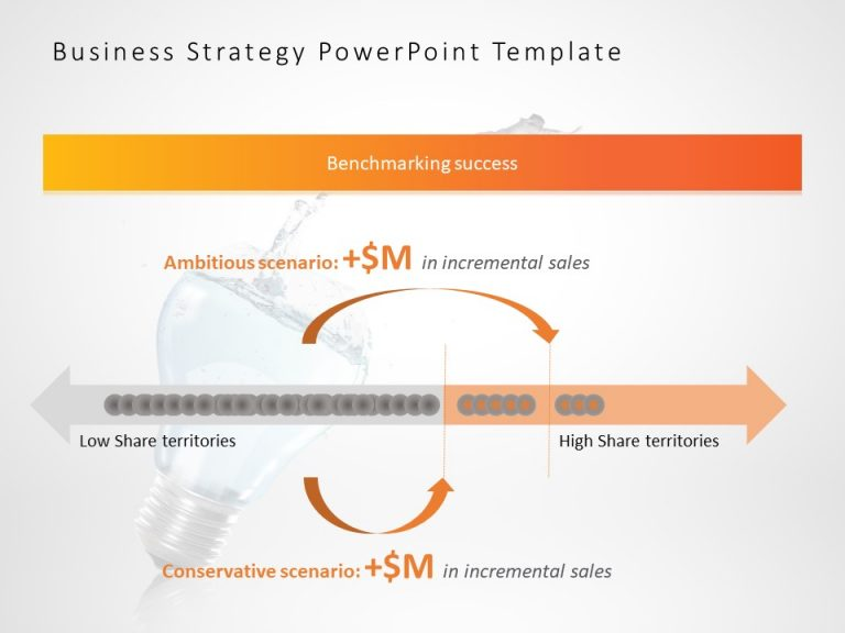 Business Strategy PowerPoint Template 10