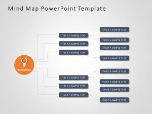Mind Map PowerPoint Template 2