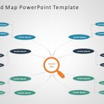 Mind Map PowerPoint Template 5