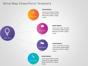 Mind Map PowerPoint Template 7