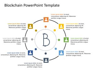 Blockchain PowerPoint Template 13
