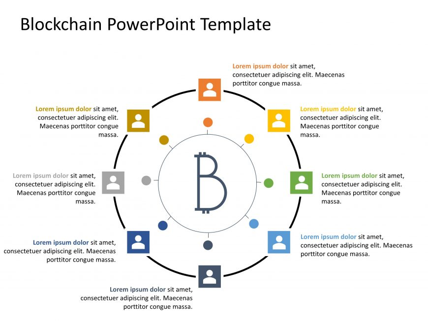 Blockchain PowerPoint Template 13
