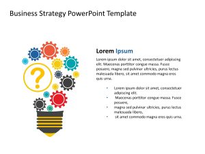 Business Strategy PowerPoint Template 36