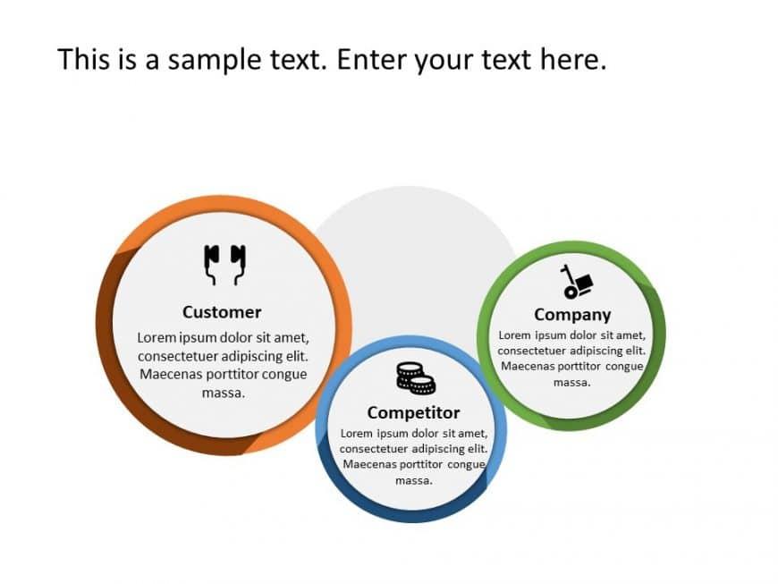 3Cs Marketing PowerPoint Template 12