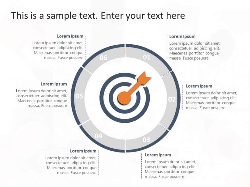 Business Goals PowerPoint Template 2