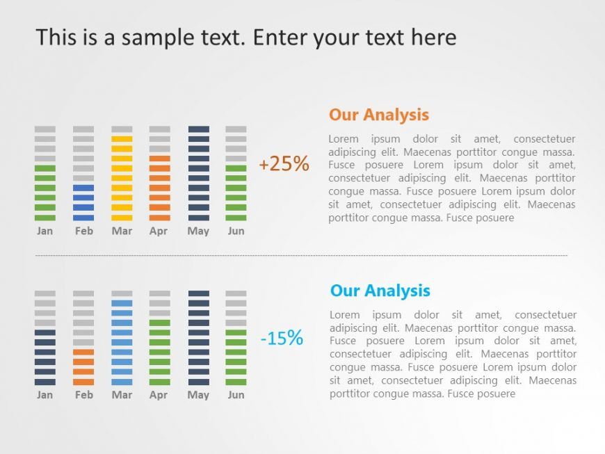 Performance Comparison PowerPoint Template