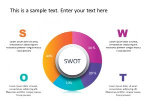 Free SWOT Analysis PowerPoint Template 46