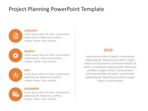 Project Planning PowerPoint Template 2