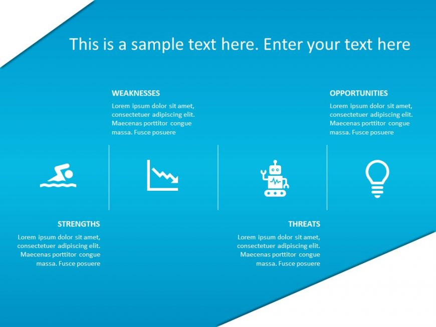 SWOT Analysis PowerPoint Template 49