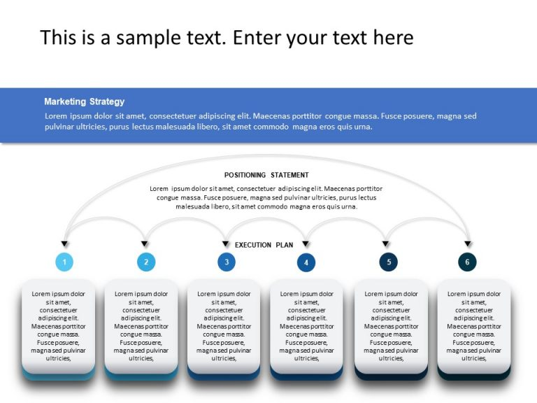 Marketing Strategy PowerPoint Template 3