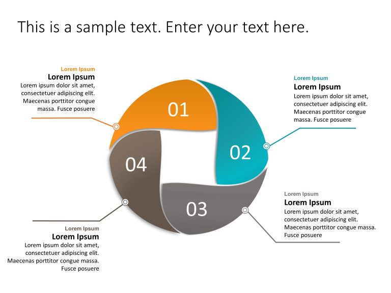Business Strategy PowerPoint Template 75