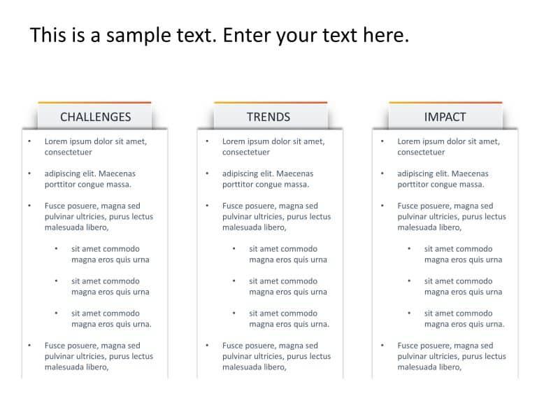 Market Analysis PowerPoint Template