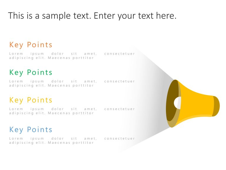 Communication Strategy PowerPoint Template