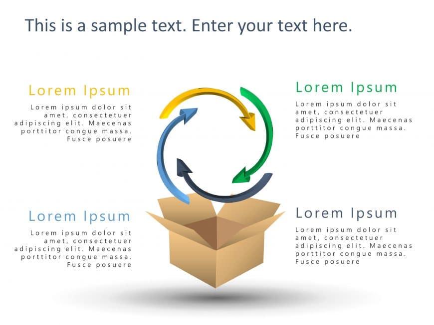 Box Capabilities PowerPoint Template