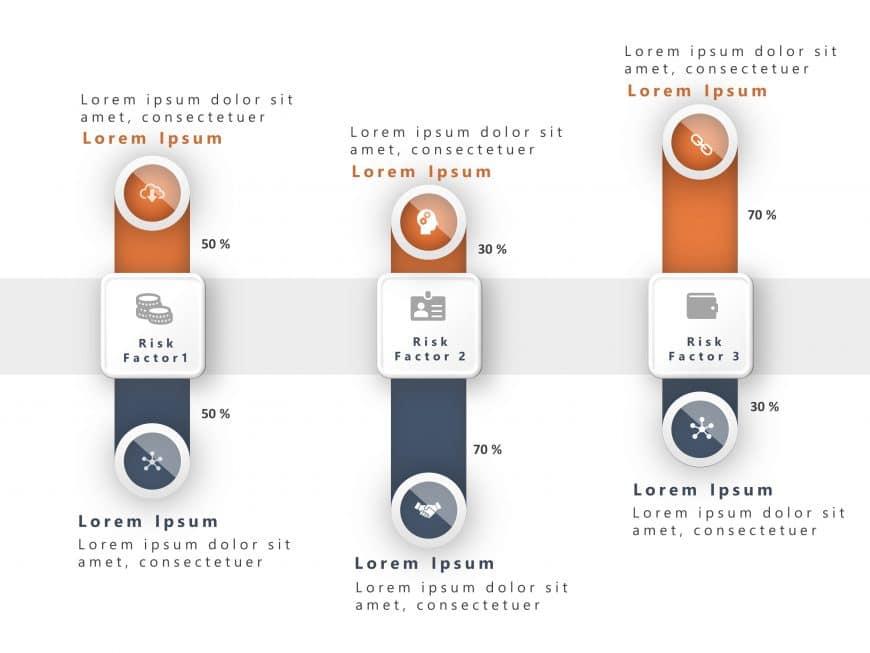 Risk assessment PowerPoint Template 12