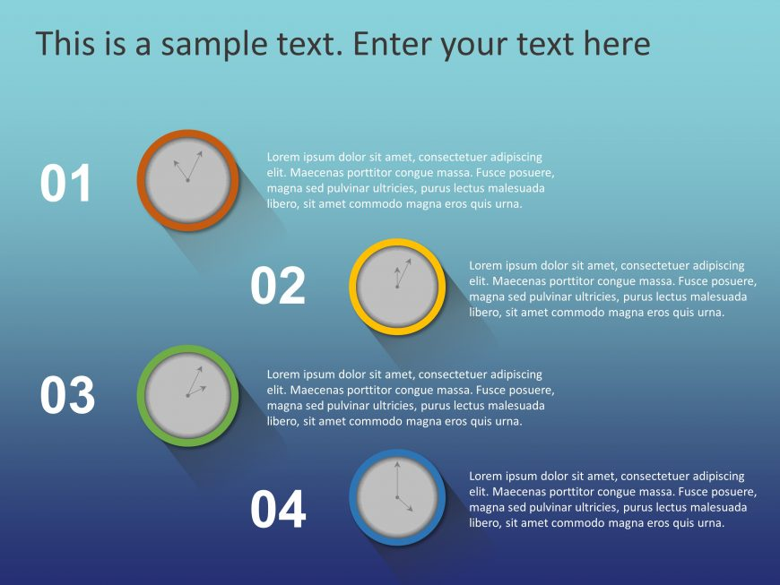 Day Planning PowerPoint Template