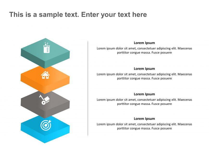 Cube Strategic Initiatives PowerPoint