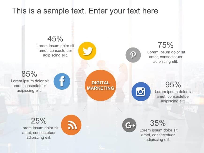Digital Marketing Strategy Infographics 1