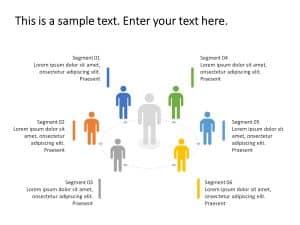 Consumer Segments PowerPoint Template