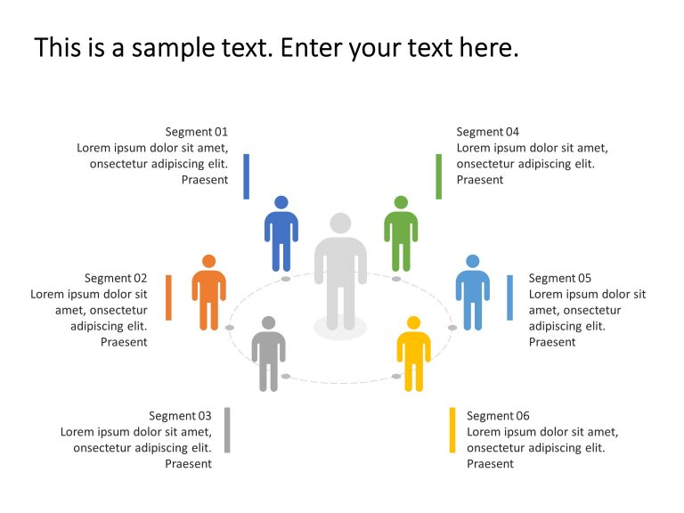 Consumer Segments PowerPoint Template
