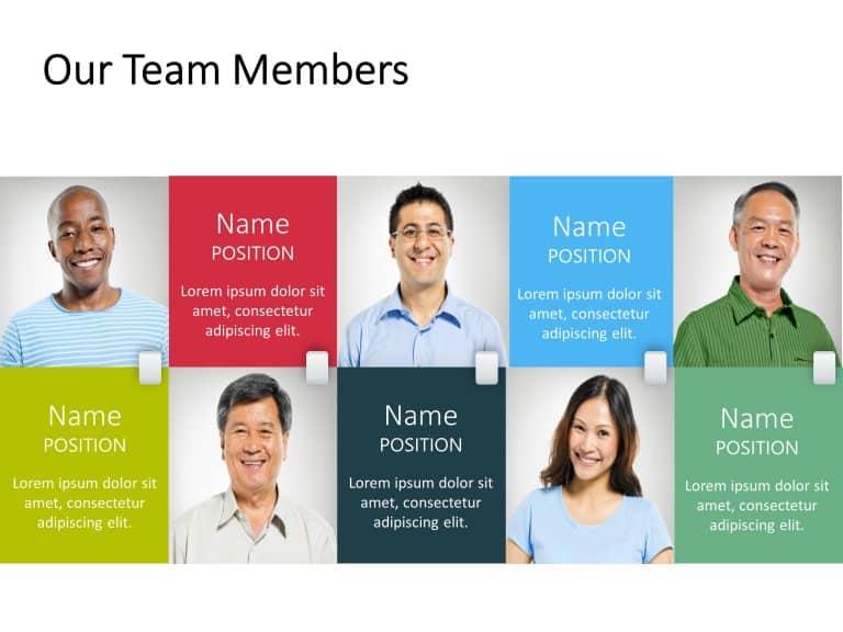 Team PowerPoint Template 32