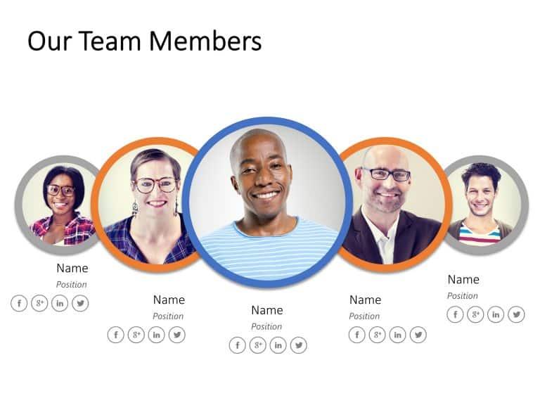 Team PowerPoint Template 29
