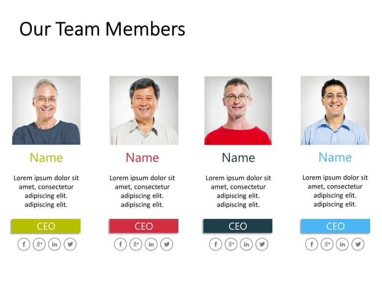 Team PowerPoint Template 30