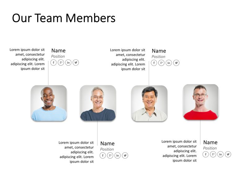 Team PowerPoint Template 31