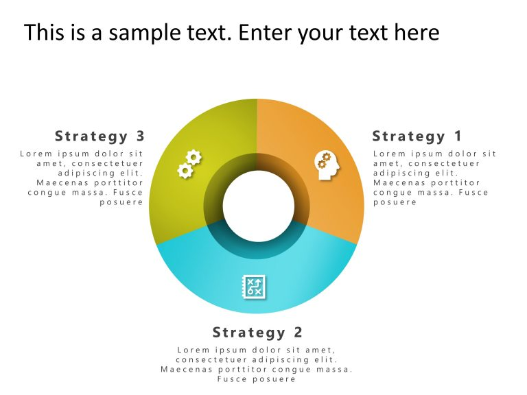 3D Infographic PowerPoint