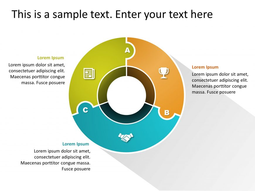 3D Infographic PowerPoint 1