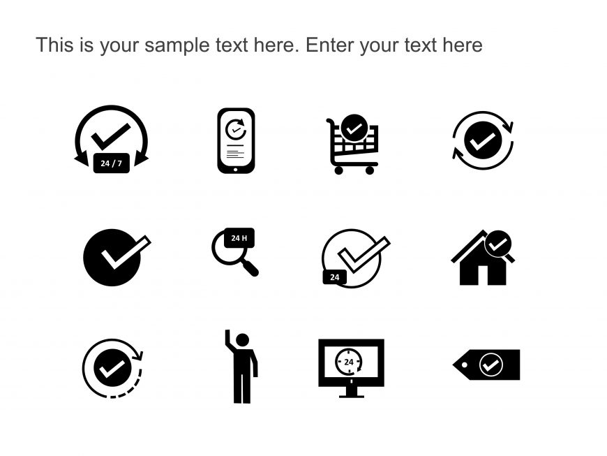 Availability PowerPoint Icons 2