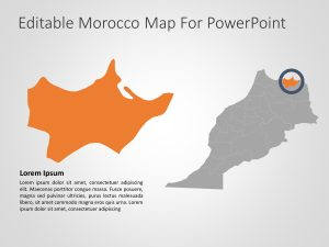 Morocco Map PowerPoint 5