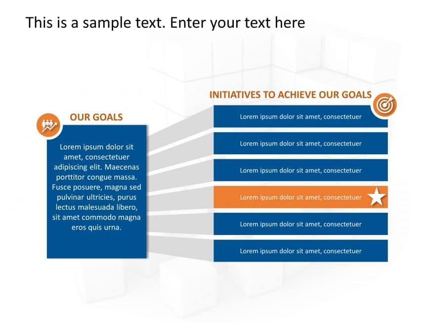 Strategic Initiatives Boxes