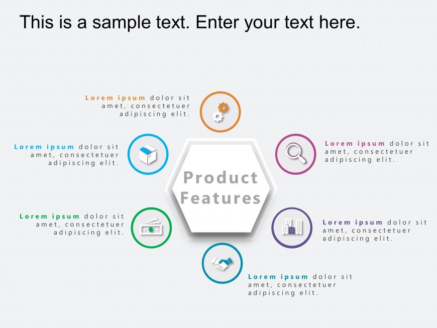 6 Steps Product Features