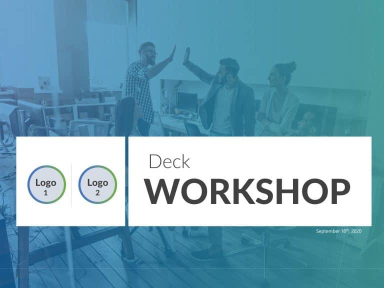 Workshop Facilitation Deck
