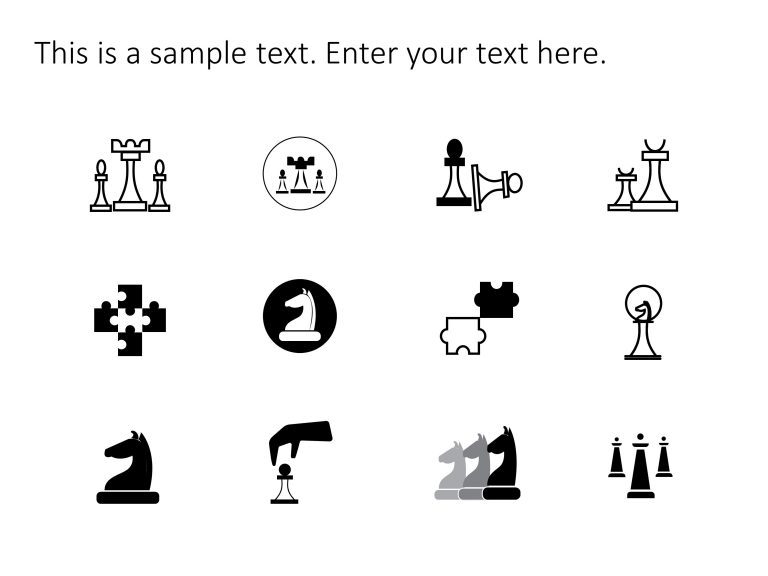 Strategy PowerPoint Icons