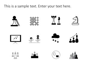 Strategy PowerPoint Icons 1