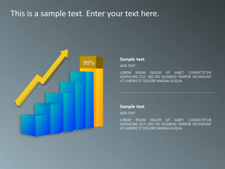 Stacked Bar Chart PowerPoint