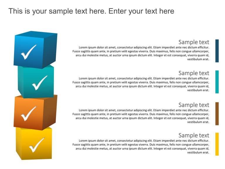 Checklist PowerPoint Template 6