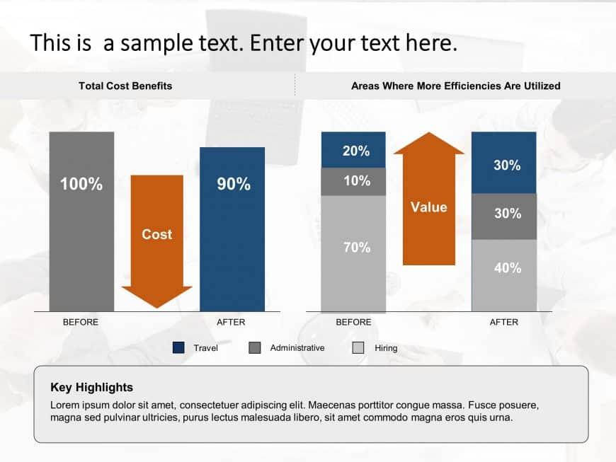 Cost Savings PowerPoint