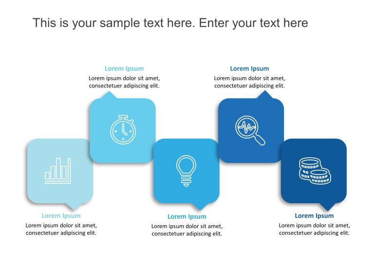 Free Product Features Callout PowerPoint