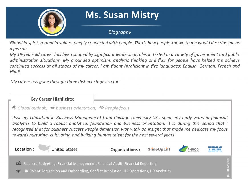 Biography PowerPoint Template