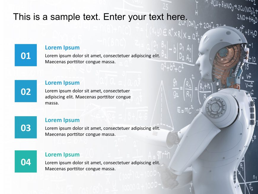 Artificial Intelligence PowerPoint Template