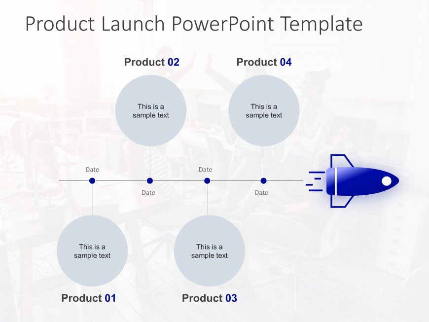 Product Launch PowerPoint Template 1