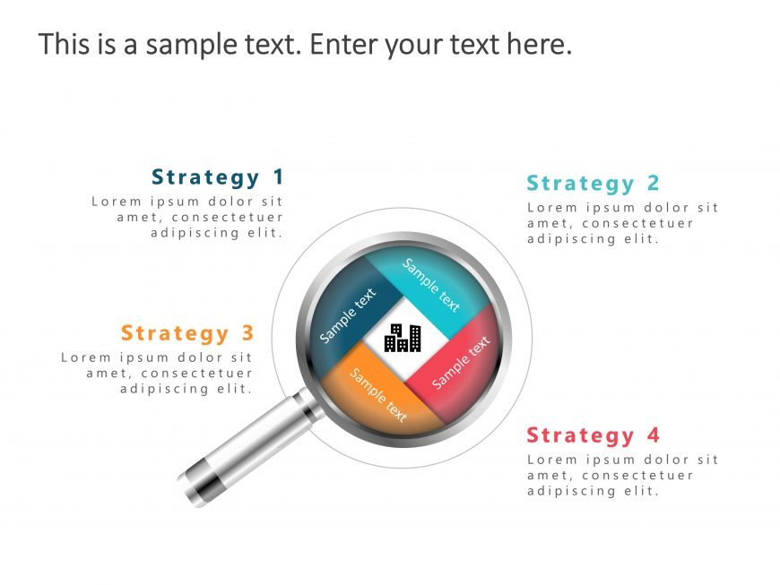 Lens Strategy PowerPoint Template