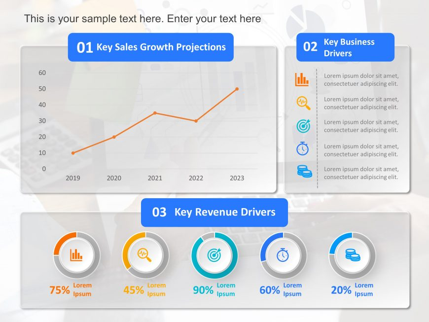 Business Plan Dashboard 1